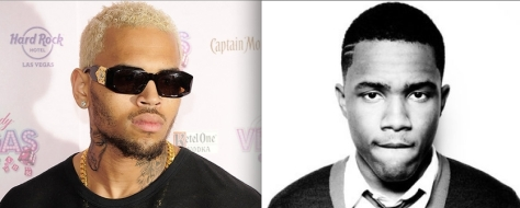 Chris Brown And Frank Ocean Fight At Recording Studio